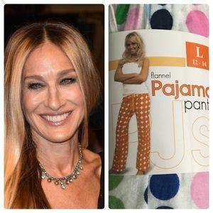 Blue Star Clothing Company L Pajama Pants NWT